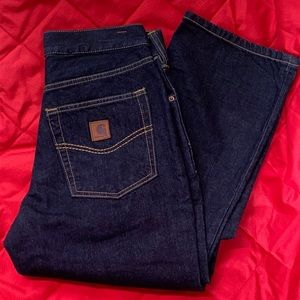 29 x 32 Carhartt Jeans Relaxed Fit 100613 Straight